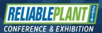 Reliable Plant Conference and Exhibition 2019