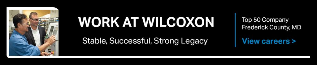 Careers | Wilcoxon Sensing Technologies