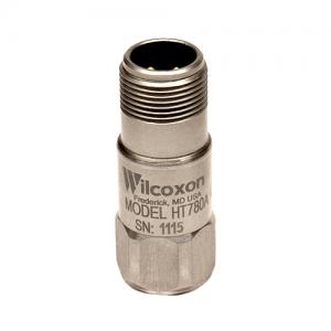 Compact, high-temperature vibration sensor for 150°C operation