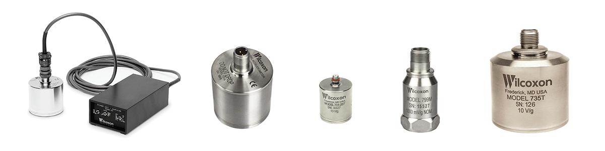 Wilcoxon seismic sensors